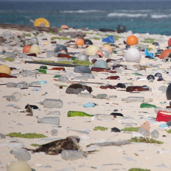 Single use plastic is destroying the environment - ruining oceans and rivers