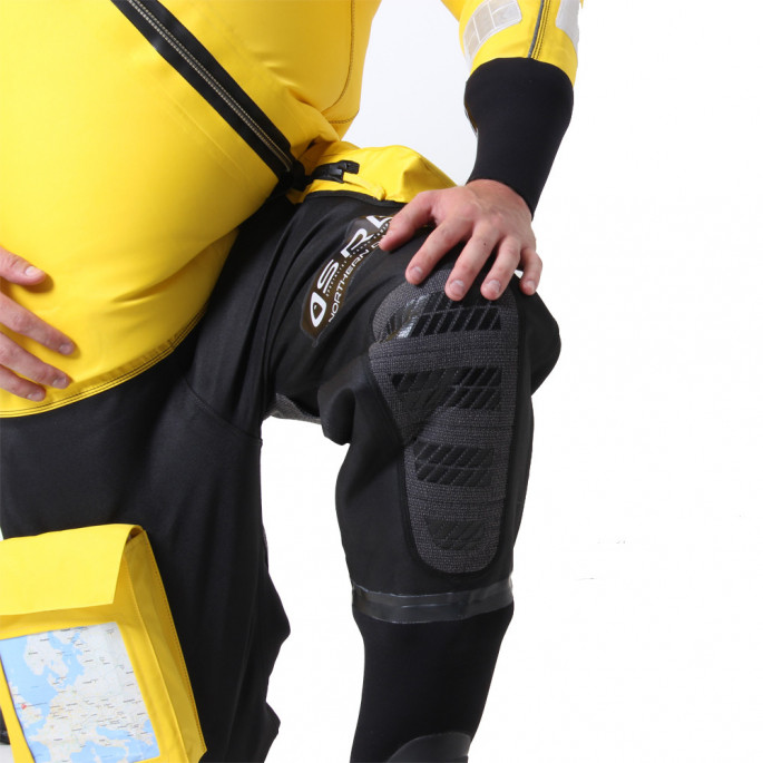 Isle of Man Rescue & Responder Suit - shaped Kevlar® kneepads
