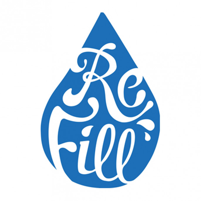 It's National Refill Day, do your part ot support the environment and join the Refill campaign