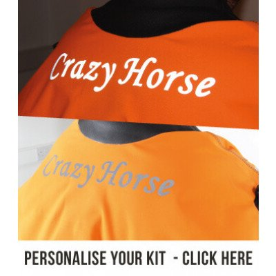 Personalise your kit
