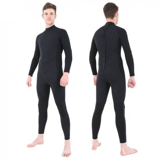 3mm Black Military Wetsuit | Diving and Snorkelling Wetsuits for Sale  | Northern Diver Internationa