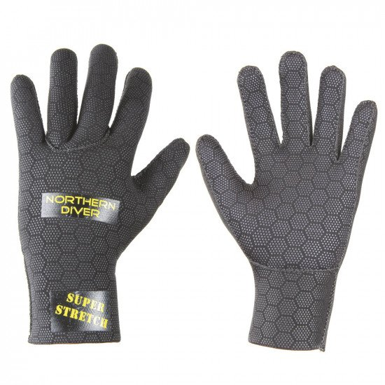 Neoprene STRETCH gloves available in 2mm and 5mm