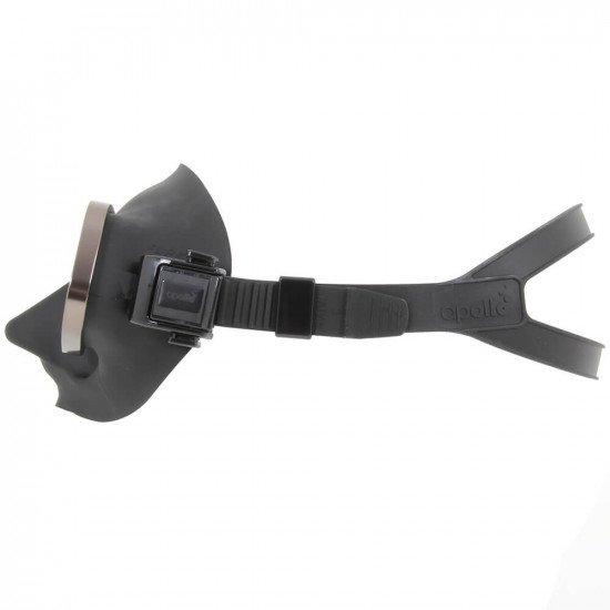 Bio Metal Brown Mask | Northern Diver UK | Snorkelling and Diving Mask