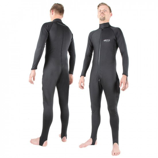 Bodycore Undersuit - Front and Back view