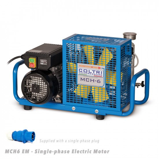 MCH6-EM-Portable-Compressor-Front-View