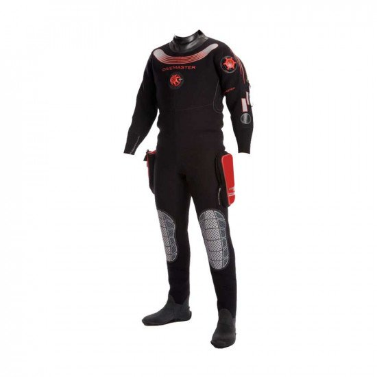Divemaster Drysuit | High Quality Drysuit at Low Price | Northern Diver International