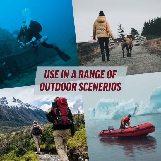 This versatile product will protect you in freezing conditions in various of outdoor activities