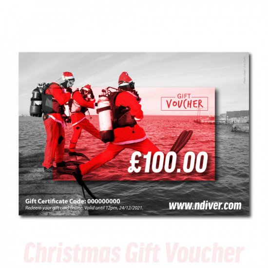 Northern Divers Christmas Gift Vouchers