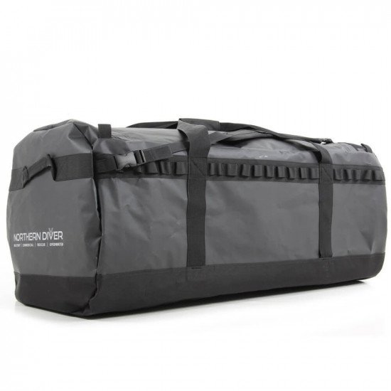 160L NDB5 Holdall - Zipped up without changing mat