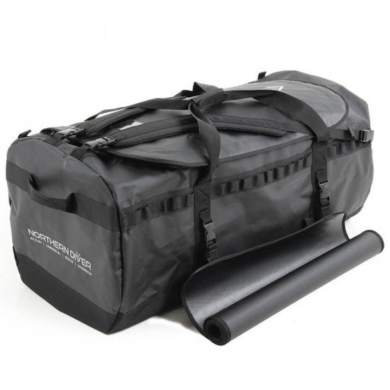 160L NDB5 Black Holdall and changing mat