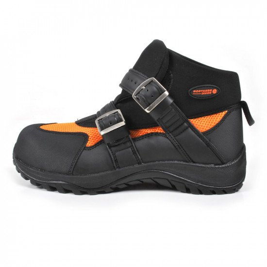 In-water rescue boot side view