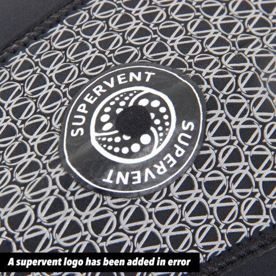 Aquarius printed logo on the front