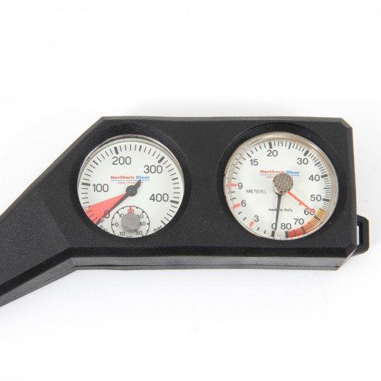 Pressure tested to EN250