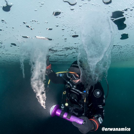 The Divemaster Commercial drysuit is a popular choice with commercial divers across the world.