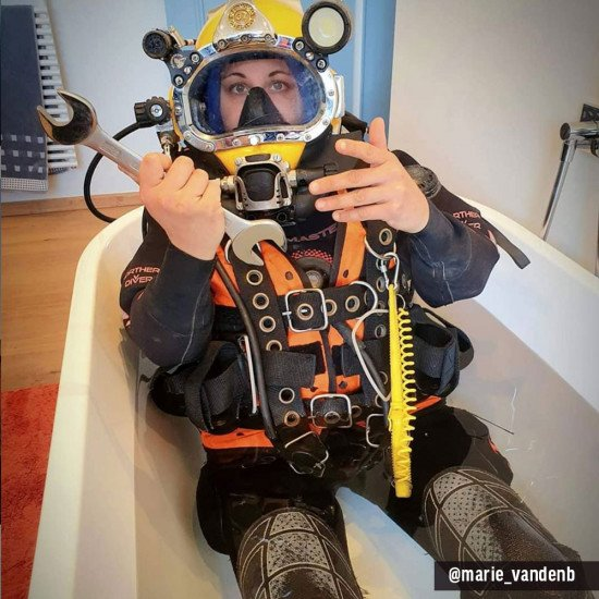 Divemaster Ladies Drysuit