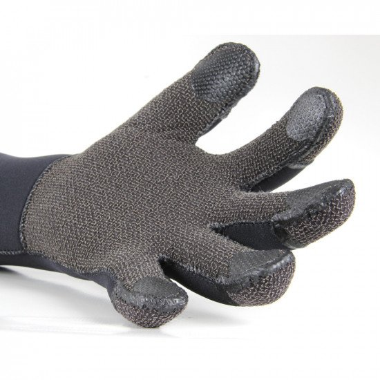 The Kevlar® fingertips and palms gives extra strength and protection to these gloves