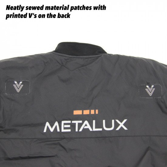 Metalux® is one of the most lightweight, high performance insulating materials available