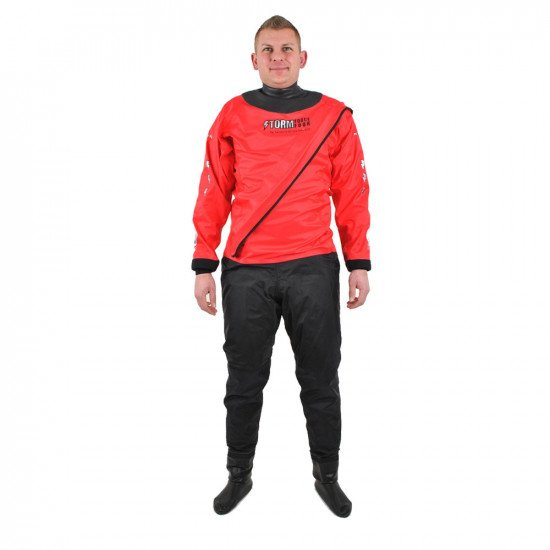SF4 210D FE Lightweight Surface Suit Front View