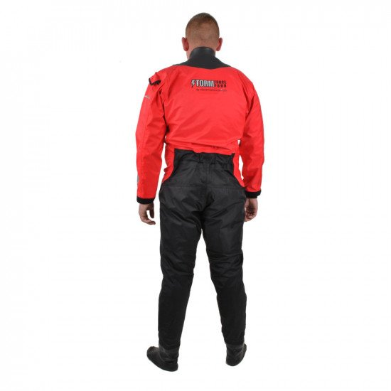 SF4 210D FE Lightweight Surface Suit Back View