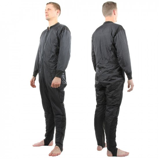 Thermalux undersuits offer a lightweight solution to keeping you warm