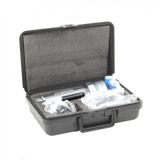 The Varilux 3500 is supplied in a useful carry case