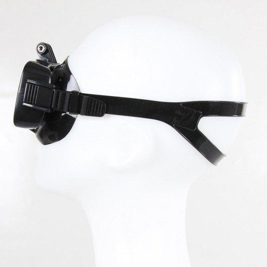 Adjustable mask strap to fit all shapes and sizes