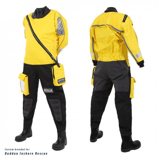 Rescue & Response Surface Suit is supplied by Northern Diver