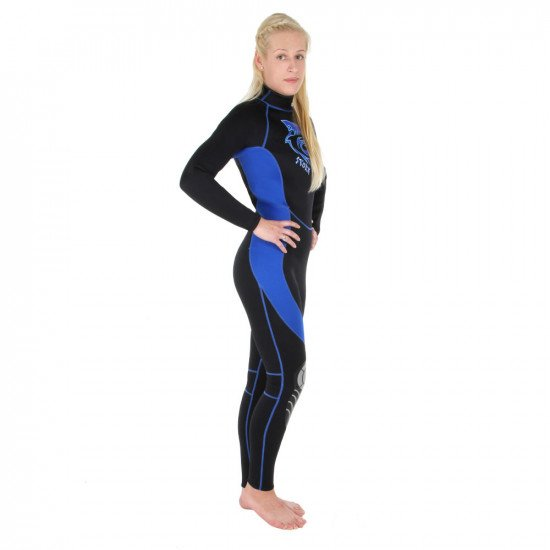 3mm Storm Steamer Long Wetsuit | Northern Diver UK | Snorkelling and Diving Wetsuits For Sale