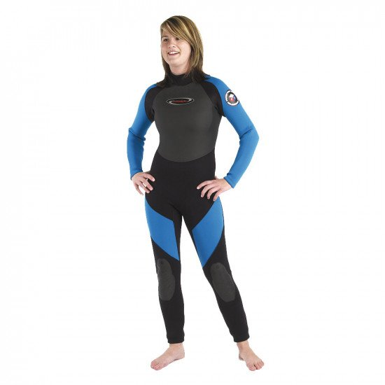 3mm Storm Kids Steamer Wetsuit | Northern Diver UK | Water Sports Wetsuits for Sale