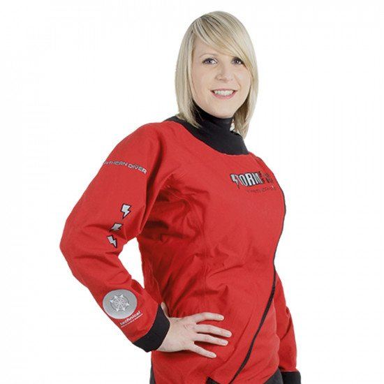 Northern Divers Storm Force suits fit women as well as men