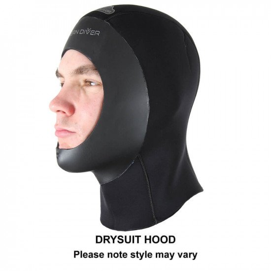 Northern Diver Arctic Survivor Drysuit - Hood