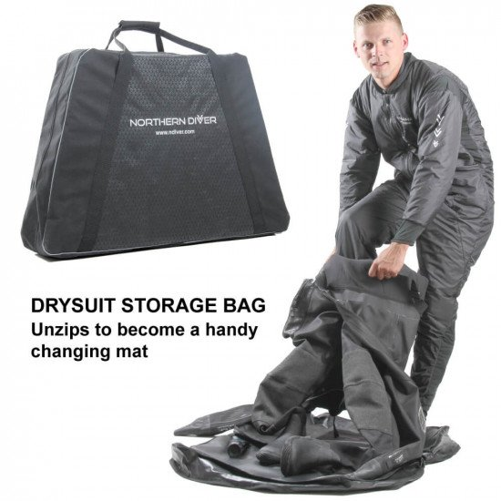 Northern Diver Arctic Survivor Drysuit - Drysuit Bag