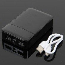 3.7V Portable Power Bank Charger