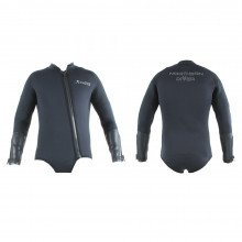 5mm neoprene beavertail over jacket