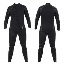 Military Semi Tech Wetsuit system long and short suits worn together