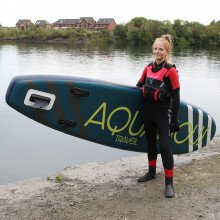 Lightweight-travel-paddle-board