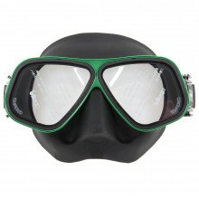 Bio Metal Green Mask | Northern Diver UK | Snorkelling and Diving Mask