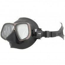 Bio Metal Brown Mask | Northern Diver UK | Snorkelling and Diving Mask