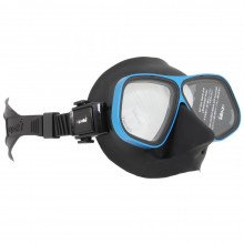 Bio Metal Blue Mask | Northern Diver UK | Snorkelling and Diving Mask