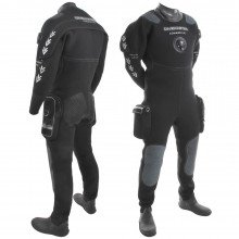 Divemaster Commercial Drysuit | Neoprene Diving Drysuit for Sale | Northern Diver International