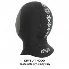 Divemaster Commercial drysuit hood