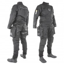 Our well known HID drysuit is ultra hard-wearing