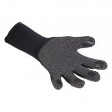 Kevlar Superstretch Gloves - glass fibre finger pads