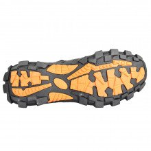 Non slip sole on the freestyle water rescue safety boots