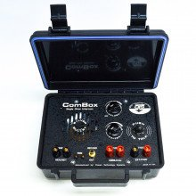 Aquacom Combox – One Diver Air Intercom (2 Wire Only)
