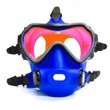 OTS blue skirted, coated lens Spectrum FFM - front view