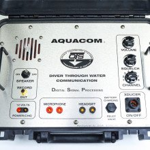 Aquacom STX-101® 4-channel Surface Station (5 Watts)