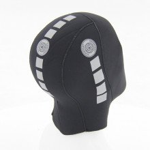Inner face seal is manufactured from skin for extra comfort