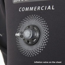 The Divemaster Commercial can be used in conjunction with any undersuit in our range