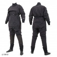 Size Large black surface watersports suit - Z1013